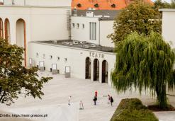 Miejsca wydarzeń - Teatr im. Aleksandra Fredry w Gnieźnie