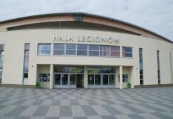 Miejsca wydarzeń - Hala Legionów w Kielcach