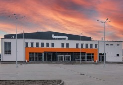 Hala Widowiskowo Sportowa w Mosinie