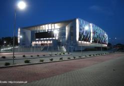 Miejsca wydarzeń - Hala Widowiskowo-Sportowa RCS Lubin