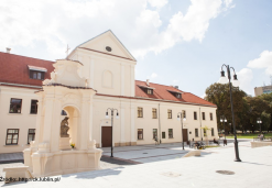 Miejsca wydarzeń - Centrum Kultury w Lublinie