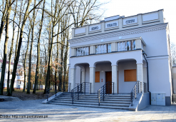 Miejsca wydarzeń - Kino Teatr Czyn w Poniatowej