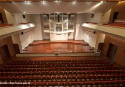 Aula Nova Akademii Muzycznej w Poznaniu