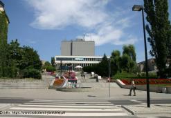 Miejsca wydarzeń - Teatr Ziemi Rybnickiej