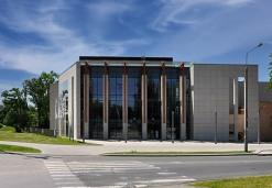 Miejsca wydarzeń - Sala Koncertowa Akademii Muzycznej w Łodzi