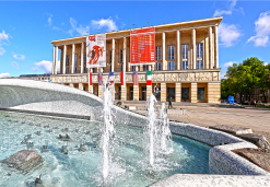 Miejsca wydarzeń - Teatr Wielki w Łodzi