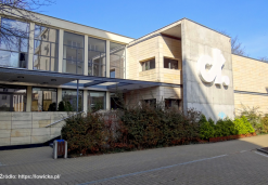 Centrum Łowicka w Warszawie
