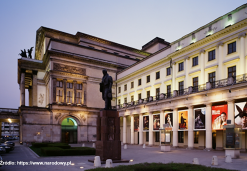 Miejsca wydarzeń - Teatr Wielki w Warszawie