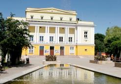 Miejsca wydarzeń - Teatr Rampa w Warszawie