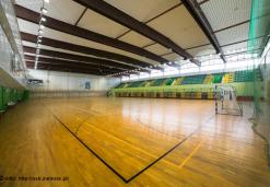 Duża Hala Widowiskowo-Sportowa OSiR Zamość