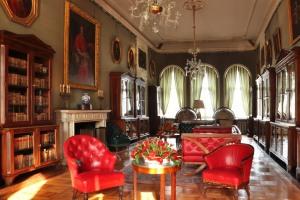 Zwiedzanie Muzeum w Nieborowie i Arkadii