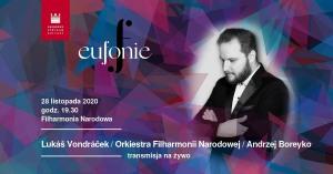 Vondráček / Orkiestra Filharmonii Narodowej / Boreyko | Eufonie