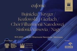 Eufonie 2021 - Bujnicka / Kryger / Kozłowski / Gierlach / Nagy