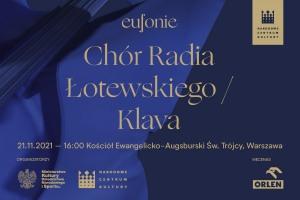 Eufonie 2021 - Chór Radia Łotewskiego / Klava