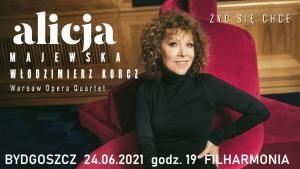 Alicja Majewska i Włodzimierz Korcz - Żyć się chce | Bydgoszcz