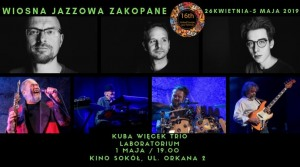 Warner Music Poland Polish Jazz Presents  |  Kuba Więcek Trio  |  Laboratorium