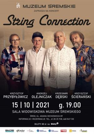 Koncert: String Connection w Śremie