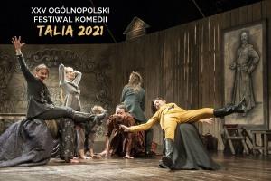 """""""GWAŁTU CO SIĘ DZIEJE"""" XXV OFK TALIA 2021"""