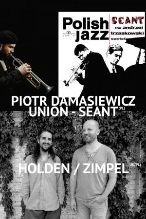 Piotr Damasiewicz Union feat. David Murray | Holden/Zimpel