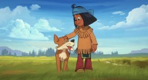 Kino Dzieci – Yakari i wielka podróż