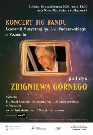 Koncert Big Bandu Akademii Muzycznej