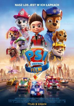 PSI PATROL: FILM - 2D dubbing