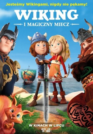WIKING I MAGICZNY MIECZ 2D Dubbing