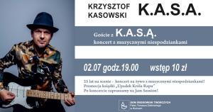 Goście z K.A.S.Ą. - Krzysztof K.A.S.A. Kasowski
