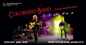 Colorado Band – koncert muzyki country