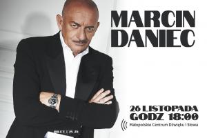 Marcin Daniec w Niepołomicach