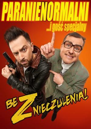 """Kabaret Paranienormalni - """"Bez Znieczulenia"""""""