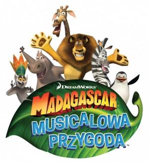 MADAGASKAR - MUSICALOWA PRZYGODA