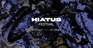 HIATUS FESTIVAL 16.10.2021 Seti Setters Rashad Becker