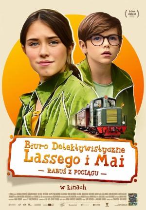 Poranek dla dzieci: Biuro detektywistyczne Lassego i Mai. Rabuś z pociągu