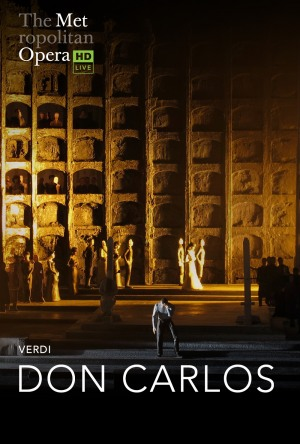 THE MET OPERA LIVE IN HD 2021/2022: Don Carlos