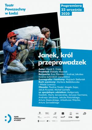 Janek, król przeprowadzek - transmisja online