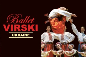 Narodowy Balet Ukrainy Virski