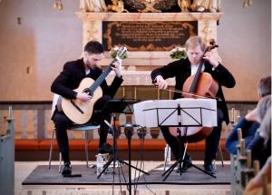 Mahler mixtape / Jakob Kullberg & Jakob Bangso