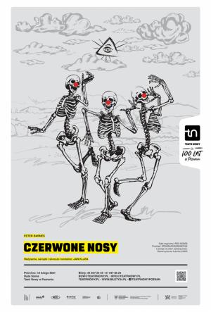 CZERWONE NOSY
