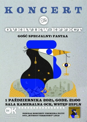 Koncert OvE (The  Overview  Effect)