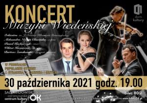 XVIII Koncert Muzyki Wiedeńskiej 2021