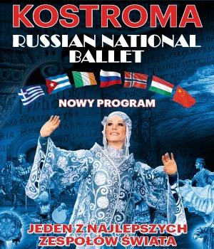 Russian National Ballet Kostroma-NOWY PROGRAM