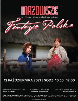 """""""FANTAZJA POLSKA""""-POLSKIE TAŃCE NARODOWE"""
