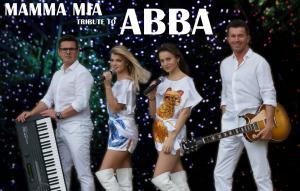 Mamma Mia. Tribute to Abba