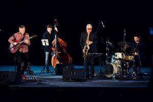 Jazz Top w Blue Note: Andy Sheppard & Przemysław Strączek Trio