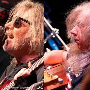Witek Łukaszewski i Wojciech Hoffmann – flamenco i rock