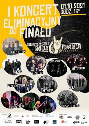 Gostyńskie Rockowania Festival 2021 - Półfinał