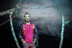 Teatr Polska - Szaman. Spektakl reporterski