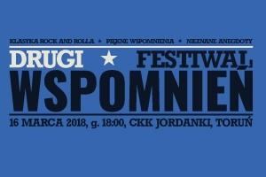 Drugi Festiwal Wspomnień w Toruniu