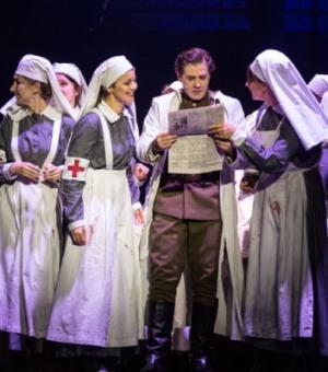 DOKTOR ŻYWAGO, L. Simon, musical